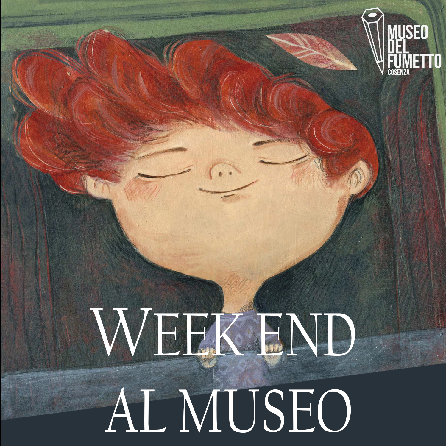 Museo del Fumetto - Weekend al Museo del Fumetto
